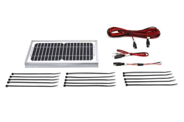5 watt 12 volt boat lift solar charging kit midwest for Boat lift motors 12 volt