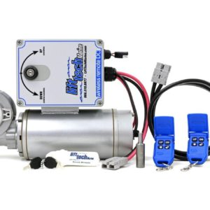 Lift Tech Dc 12 24v Drive Motor Manual Key Turn