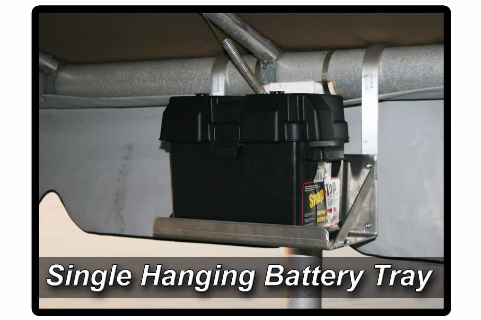 Shore Station Hanging Battery Tray Midwest Marine Supplies