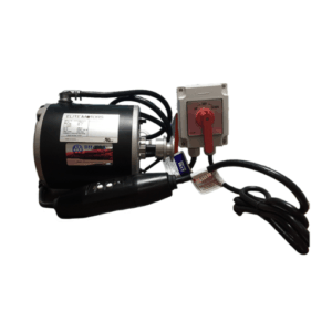 1 500 lb pwc lift hoist gear box midwest marine supplies for Boat lift motor cover