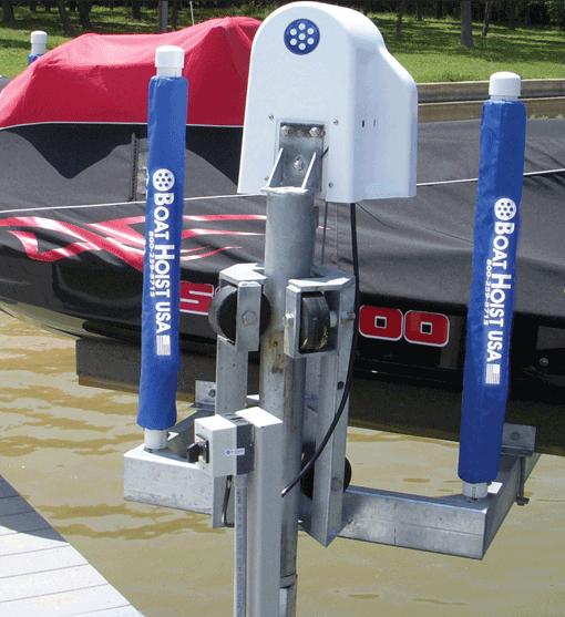 BH-360 Salt Water PWC Lift