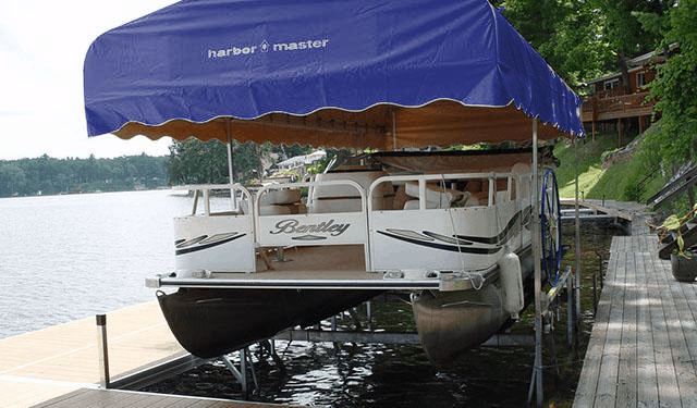 Harbor Master Shelter Rite Sr18 Boat Lift Canvas Midwest